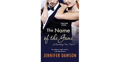 Name of the Game (Paperback) (Jennifer Dawson) - image 1 of 1