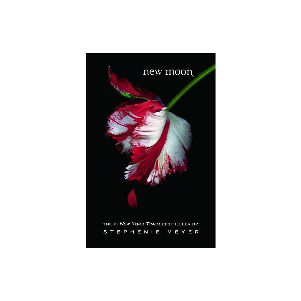 New Moon Twilight Saga Paperback By Stephenie Meyer