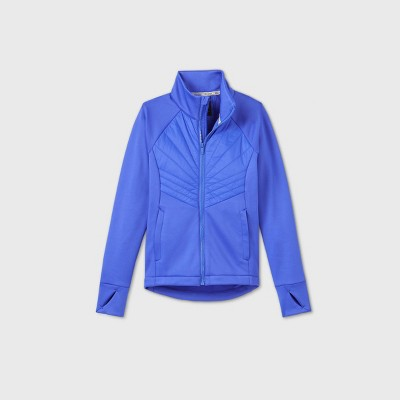 Girls' Hybrid Puffer Jacket - All in Motion™