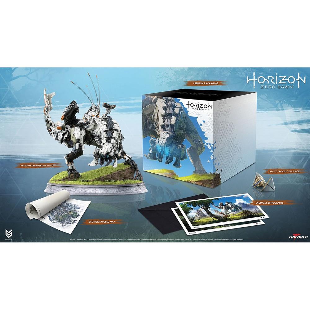 Horizon: Zero Dawn - The Thunderjaw Collection, Multi-Colored
