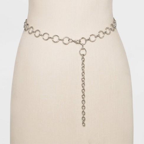 Target Ring Chain Belt