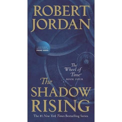 The Shadow Rising - (Wheel of Time) by  Robert Jordan (Paperback) - image 1 of 1