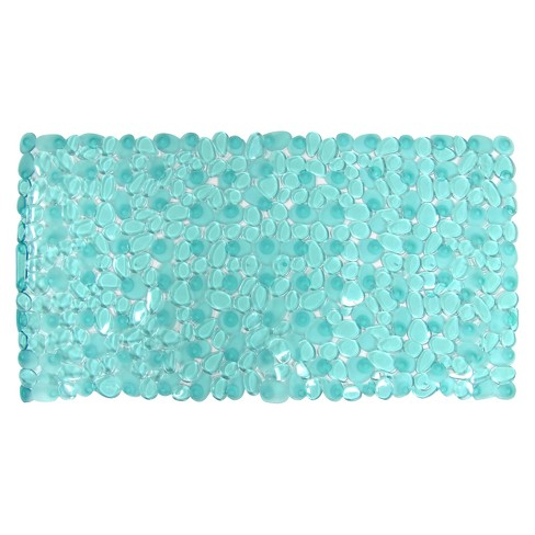 Pebble Bath Mat Blue - Room Essentials™ - image 1 of 1