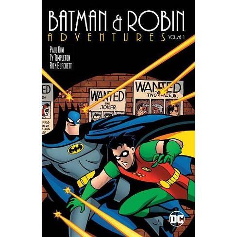 Batman & Robin Adventures, Vol. 1 - by  Paul Dini (Paperback) - image 1 of 1