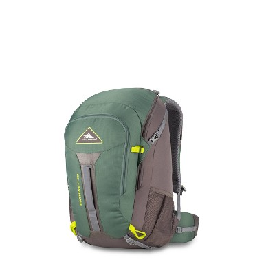 High Sierra Pathway 40L - Pine/Slate/Gold