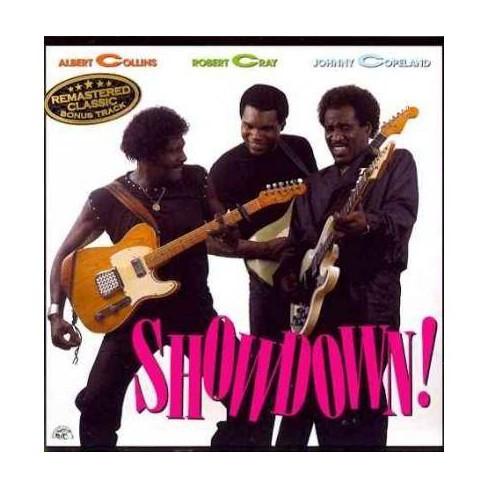 Johnny  JohnnyCopeland Copeland - Showdown!showdown! (CD) - image 1 of 1