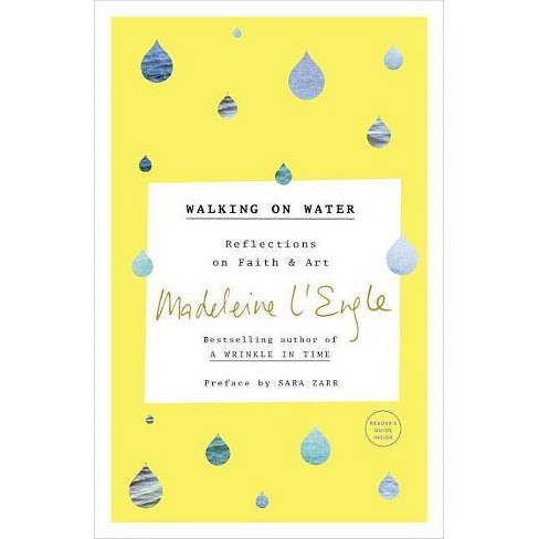 Walking on Water - by  Madeleine L'Engle (Paperback) - image 1 of 1