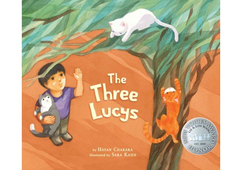 Three Lucys (School And Library) (Hayan Charara) - image 1 of 1