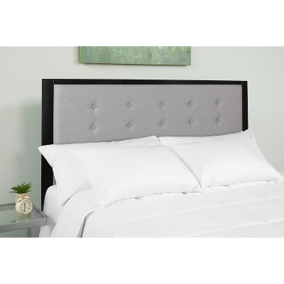 Flash Furniture Bristol Metal Tufted Upholstered Headboard - Modern Headboard