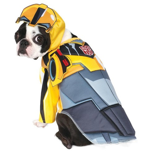 Transformers Transformers Bumblebee Pet Costume - image 1 of 1