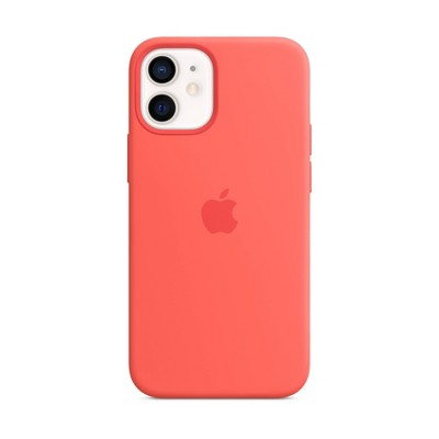Apple iPhone 12 mini Silicone Case with MagSafe