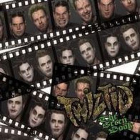 Twiztid - Green book (Vinyl) - image 1 of 1