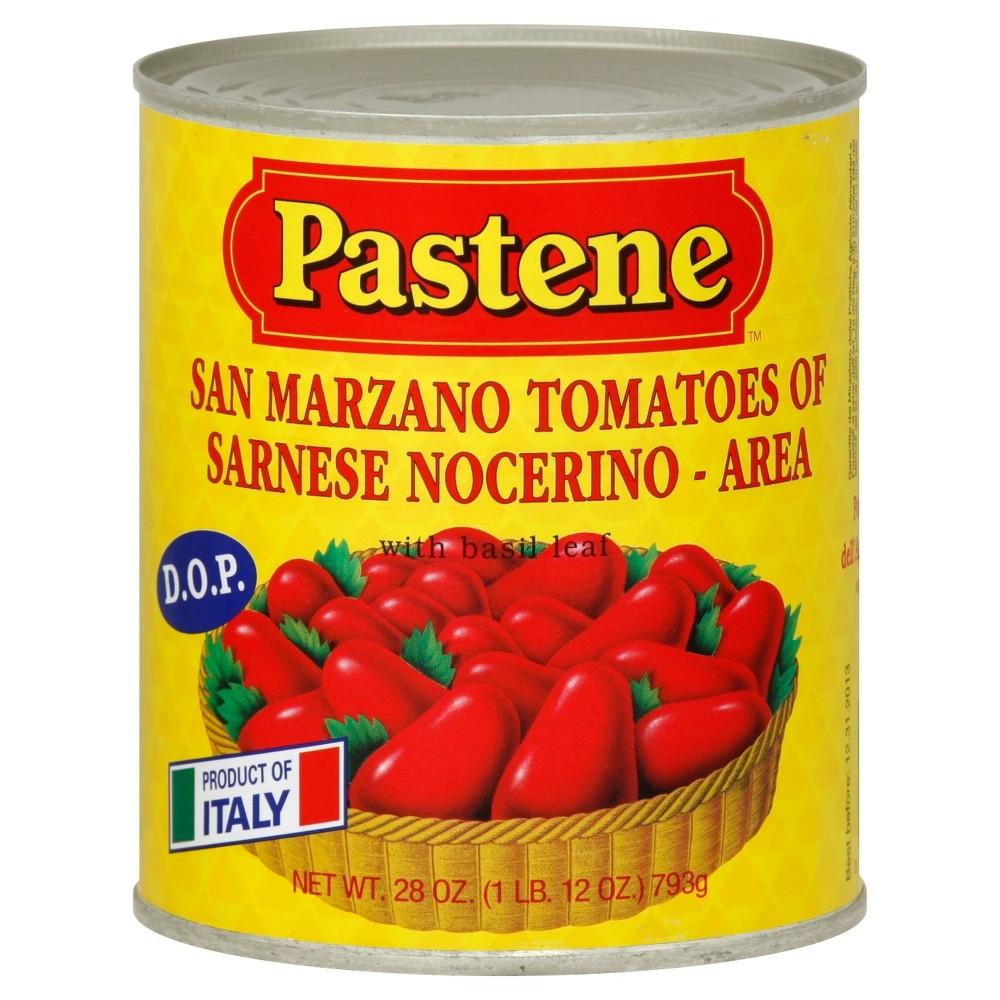 Pastene San Marzano Tomatoes 28oz