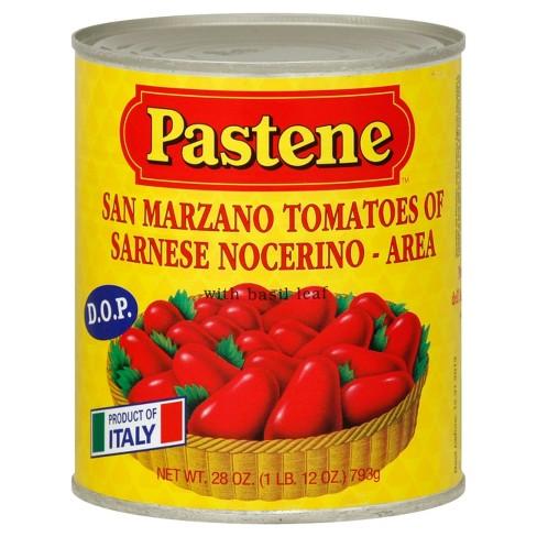 Pastene San Marzano Tomatoes - 28oz - image 1 of 1