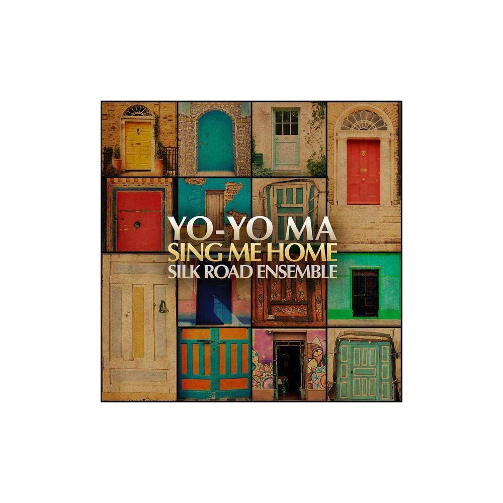 Yo Yo Ma Sing Me Home Cd