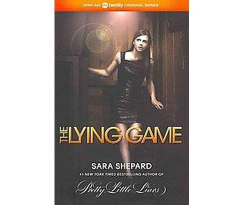 The Lying Game ( The Lying Game) (Media Tie-In) (Hardcover) by Sara Shepard - image 1 of 1