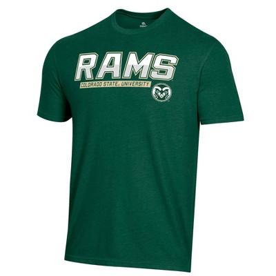 NCAA Colorado State Rams Men's Short Sleeve T-Shirt