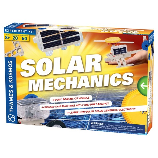 Thames and Kosmos Solar Mechanics image number null