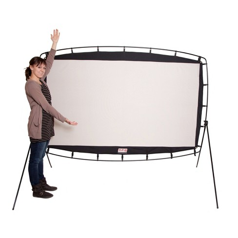 """Camp Chef O.E.G Indoor/Outdoor Movie Screen - 92"""" - image 1 of 1"""