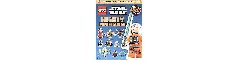 Lego Star Wars Mighty Mini-Figures Sticker Book