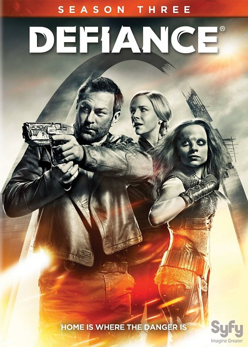 Defiance:Season Three (DVD) - image 1 of 1