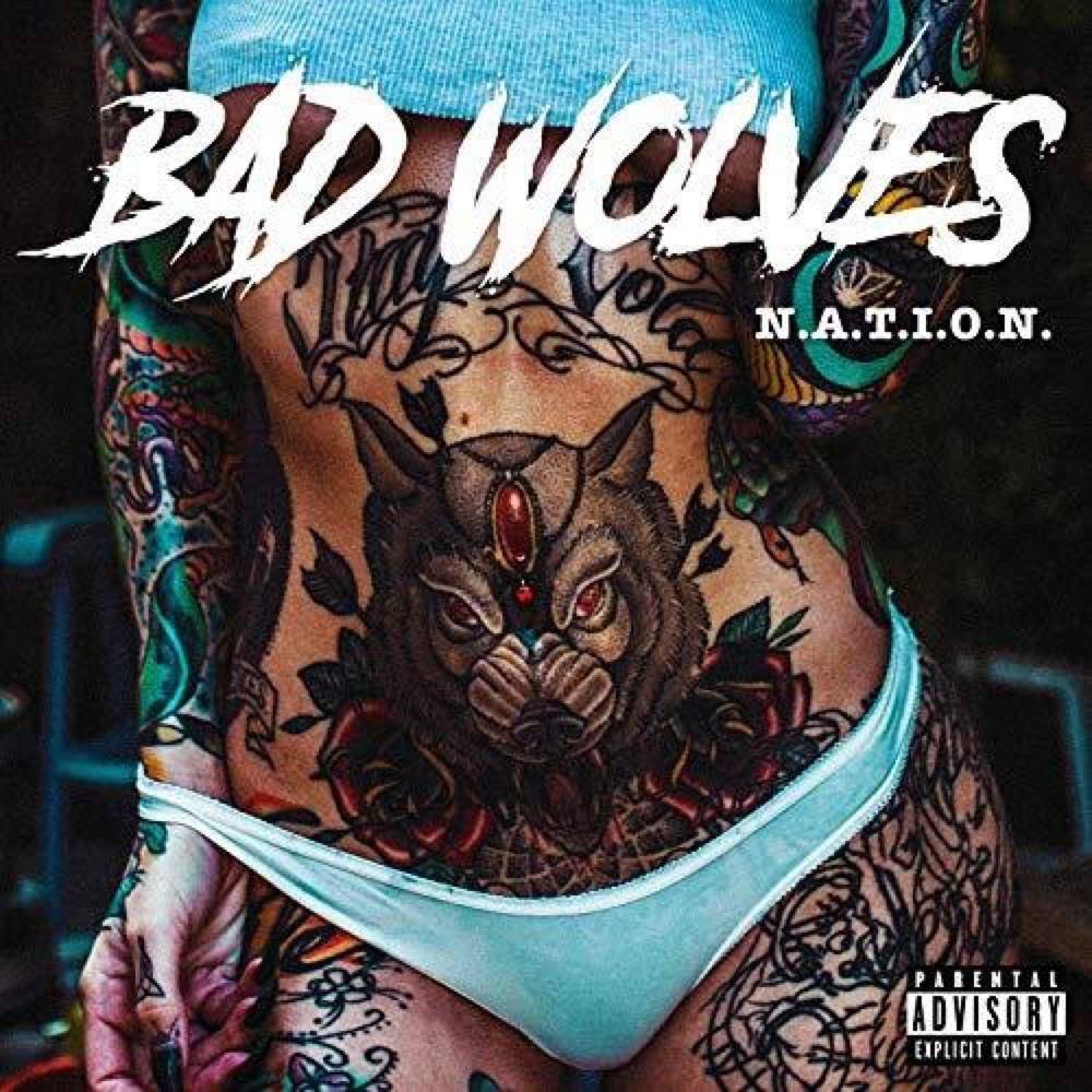 Bad Wolves N A T I O N Cd Cd