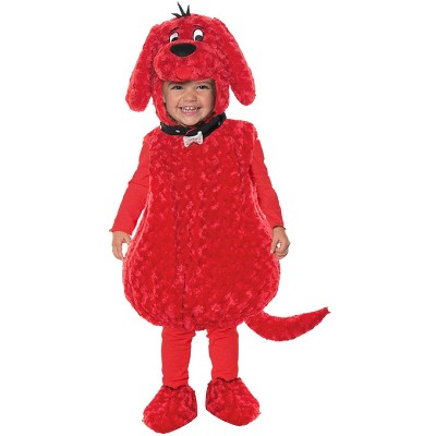 Clifford Clifford The Big Red Dog Toddler Costume