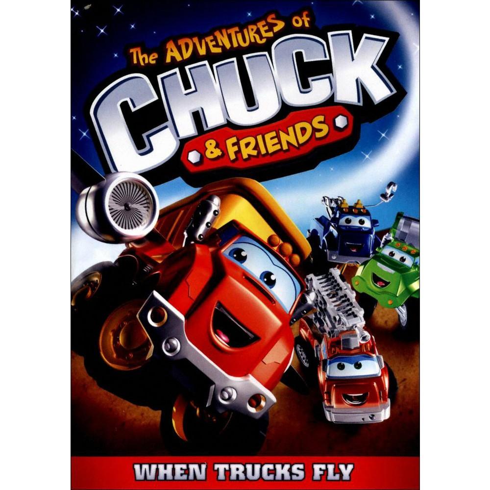 Adventures Of Chuck & Friends:When Tr (Dvd)