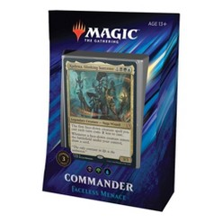 Magic: The Gathering Commander Faceless Menace Deck