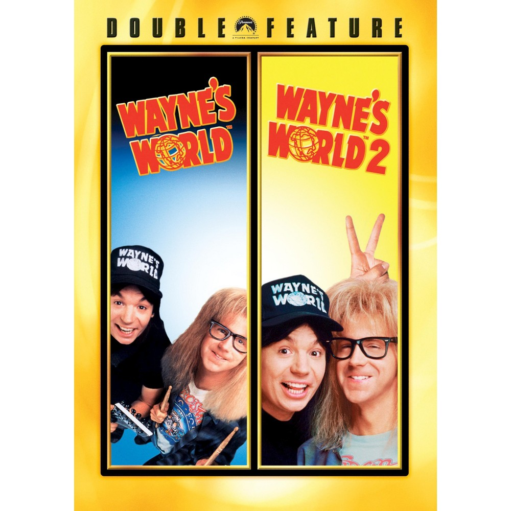 Wayne's World (2 Discs) (dvd_video)