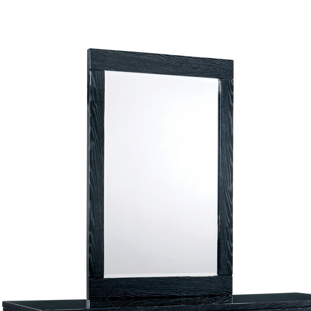 Image of Haven Dresser Mirror Black - miBasics