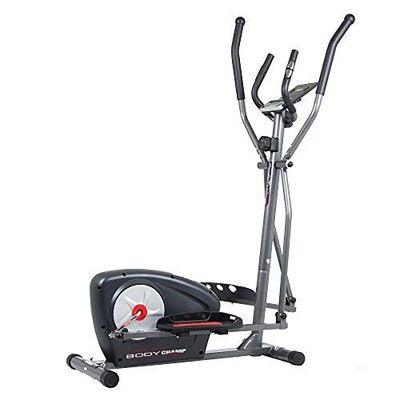 Body Flex BR2117 Cardio Body Champ Body Rider 2 in 1 Dual Elliptical Trainer