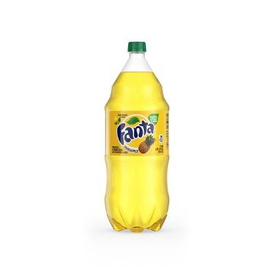 Fanta Pineapple Soda - 2 L Bottle