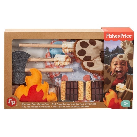 Fisher-Price Smore Fun Campfire image number null