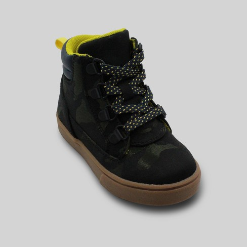 Toddler Boys' Blaze Casual Fashion Boots - Cat & Jack™ Cameo - image 1 of 3
