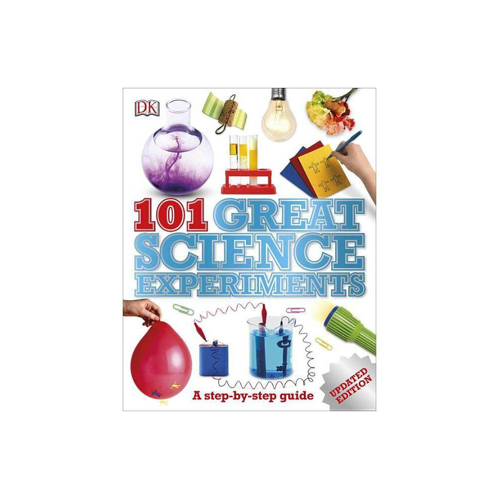 101 Great Science Experiments - by Neil Ardley (Paperback) Compare