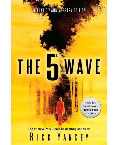 5th Wave -  (5th Wave) by Rick Yancey (Hardcover) - image 1 of 1