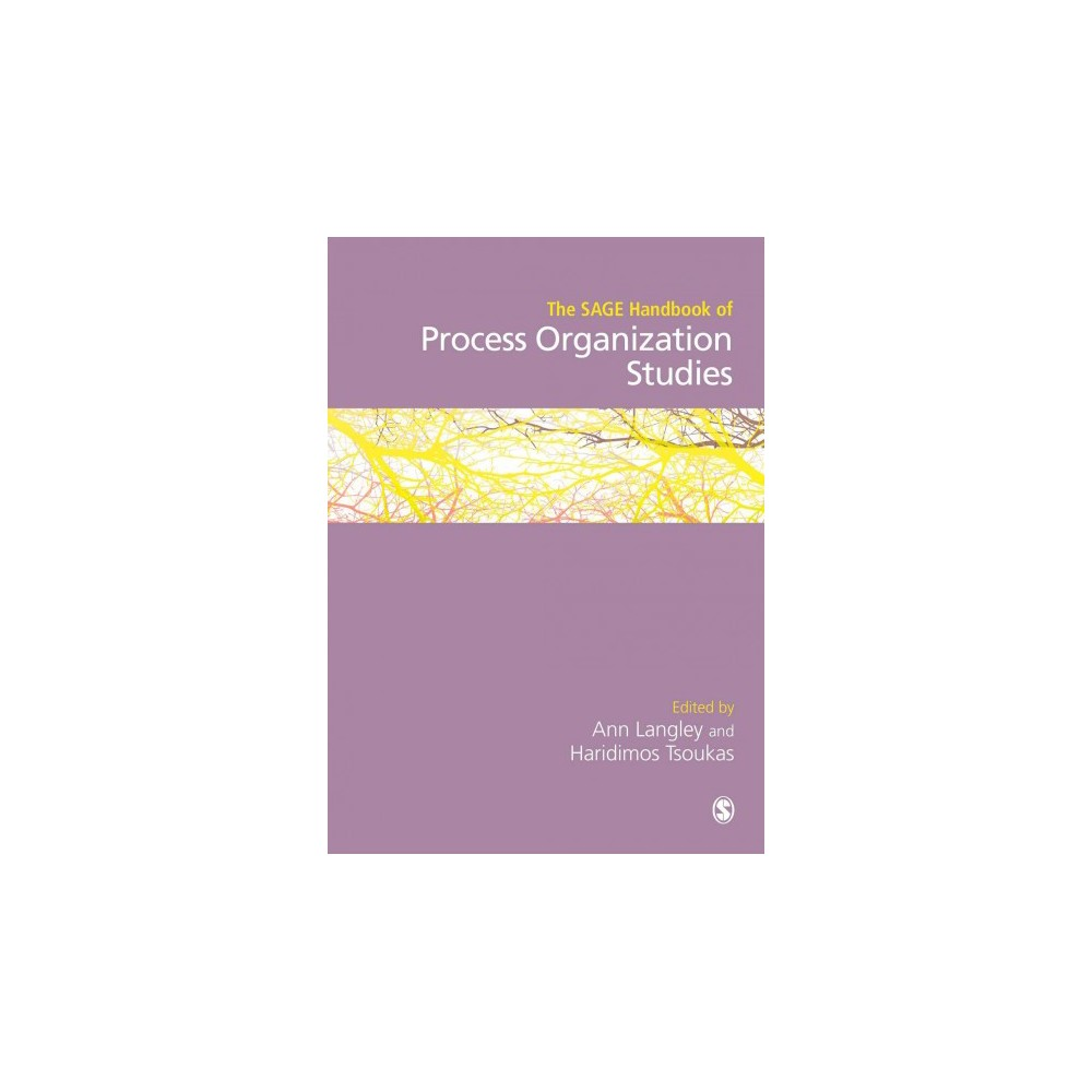 Sage Handbook of Process Organization Studies (Hardcover)