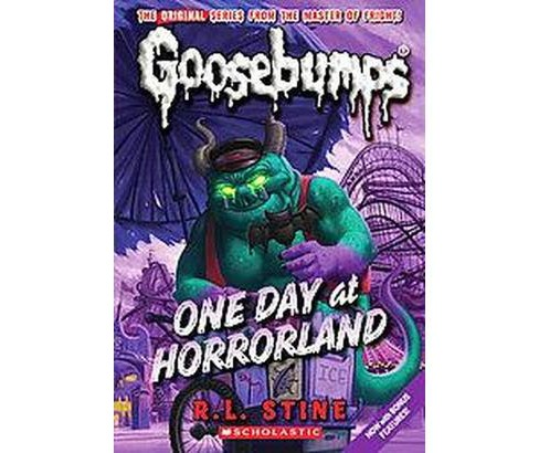 One Day at Horrorland (Reprint) (Paperback) (R. L. Stine) - image 1 of 1