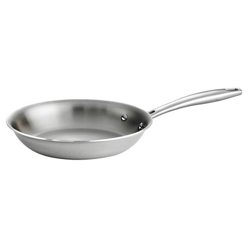 Tramontina Gourmet Tri-Ply Clad Induction Ready Stainless Steel Fry Pan - image 1 of 3