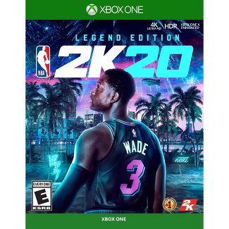 NBA 2K20: Legend Edition - Xbox One