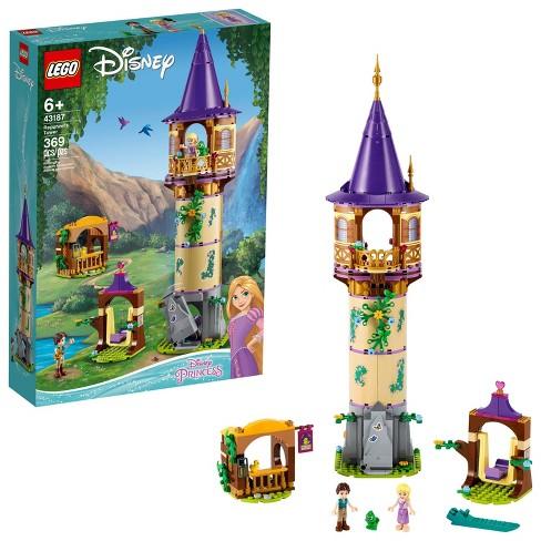 LEGO Disney Rapunzel's Tower Building Kit for Kids 43187 - image 1 of 4