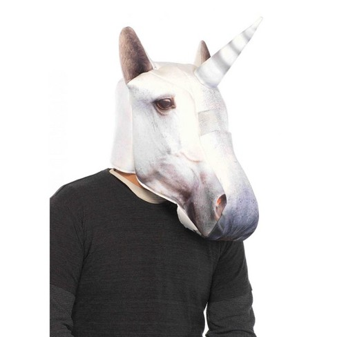 Leg Avenue Foam Unicorn Adult Costume Mask - image 1 of 1
