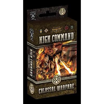 Colossal Warfare Expansion Board Game