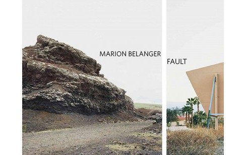 Marion Belanger : Rift/Fault (Hardcover) (Lucy R.  Lippard) - image 1 of 1