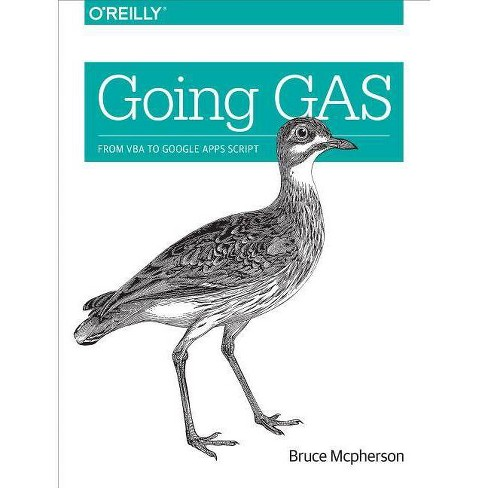 Going Gas - by  Bruce McPherson (Paperback) - image 1 of 1