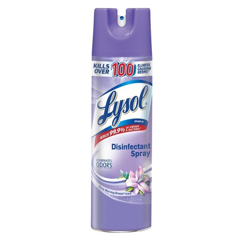 Lysol Disinfectant Spray - 19 fl oz - image 1 of 7