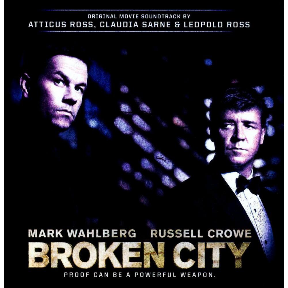 Atticus Ross - Broken City (Osc) (CD)