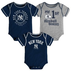 MLB New York Yankees Boys' Bodysuit