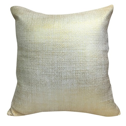 Foil Weave Throw Pillow - image 1 of 1